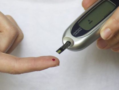 Every Tuesday free blood glucose analysis