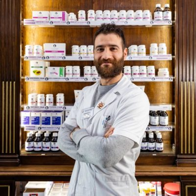 Dr. Francesco de Paoli